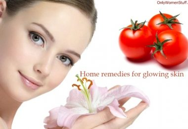 how to get a glowing skin naturally