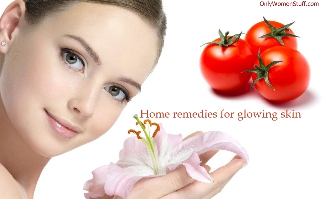 Home Remedies To Get A Glowing Skin