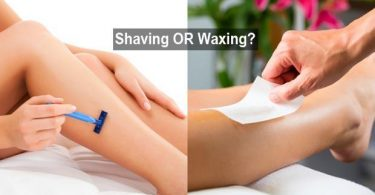 shaving or waxing? which is good for your skin