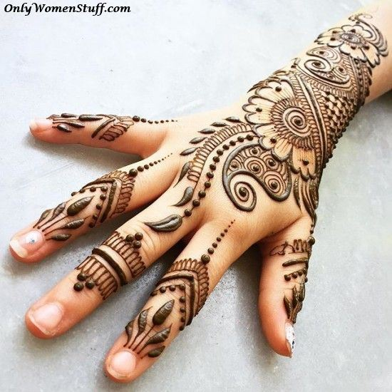 101+ Beautiful Henna M...