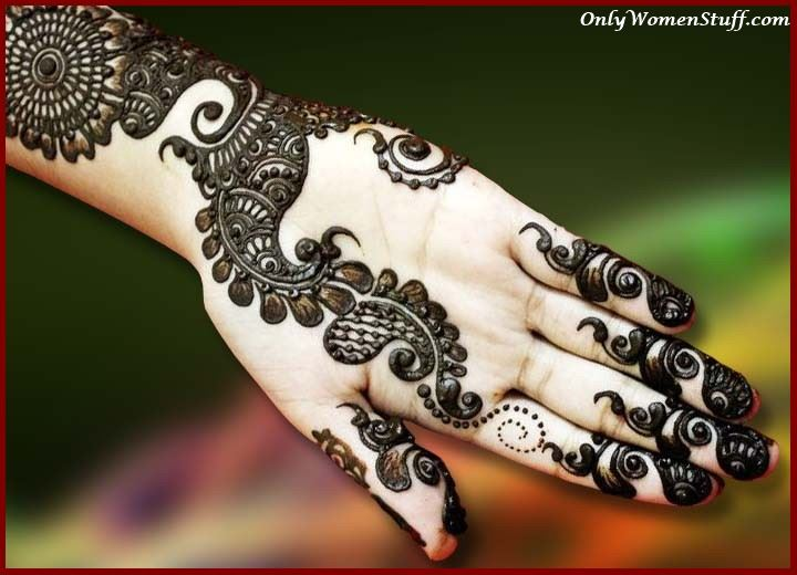 Mehndi Designs Hands Arabic Latest : Beautiful henna mehndi designs ideas easy mehandi art