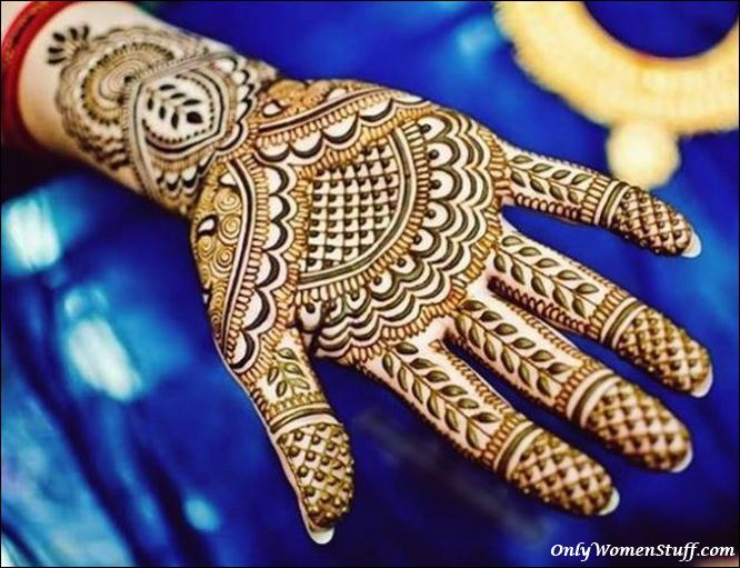 Mehndi Patterns Images : Beautiful henna mehndi designs ideas easy mehandi art