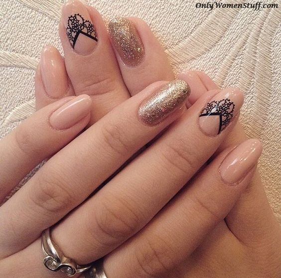 Long nail designs, cute long nail designs, simple long nail designs,  beautiful long - 33+ Cute Long Nail Art Designs With Pictures