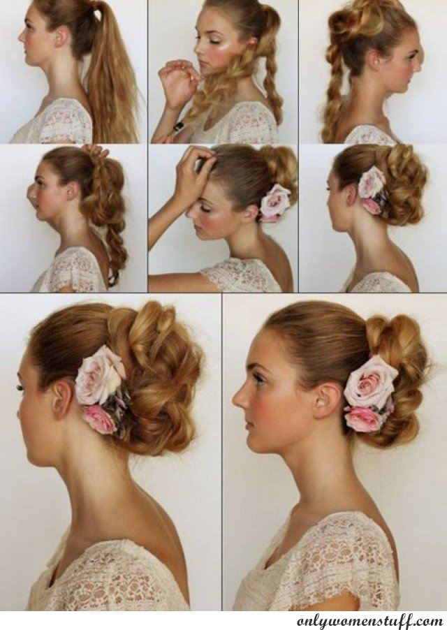 Enjoyable 50 Best Prom Hairstyles Ideas Easy Prom Updos Images Short Hairstyles Gunalazisus