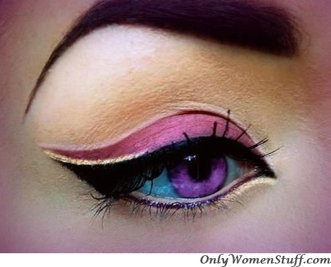 50 easy eye makeup ideas  style pictures stepstep