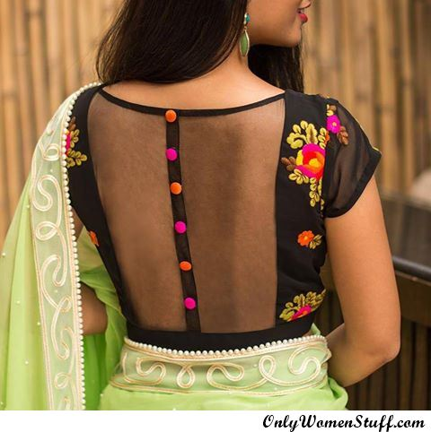 A beautiful designer blouse along with perfect neck and back design is significantly best for functions like gatherings casual functions Beautiful Designer Blouse Pattern for Sarees All these Blouses Designs and catalog are crafted particularly for women that can be displayed both professional as well as social parties