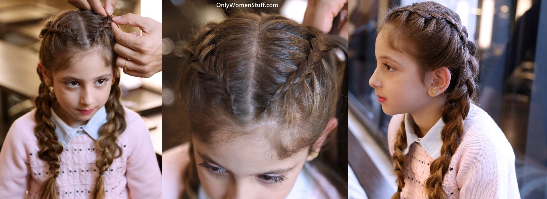 Simple Hairstyle For Kids, Best Kids Hairstyles, Easy Kids Hairstyles, Cute  Hairstyles For