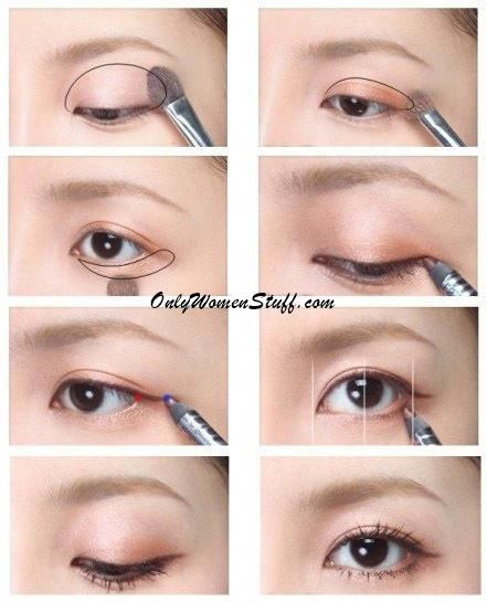 monolid eyes, monolid eyemakeup, monolid eyemakeup tips, monolid eyemakeup tricks, monolid eyemakeup images, monolid eyemakeup tutorial, makeup tricks for monolid eyes.