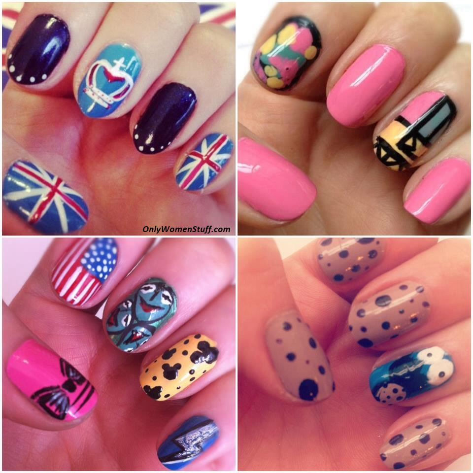 Easy To Do Nail Art