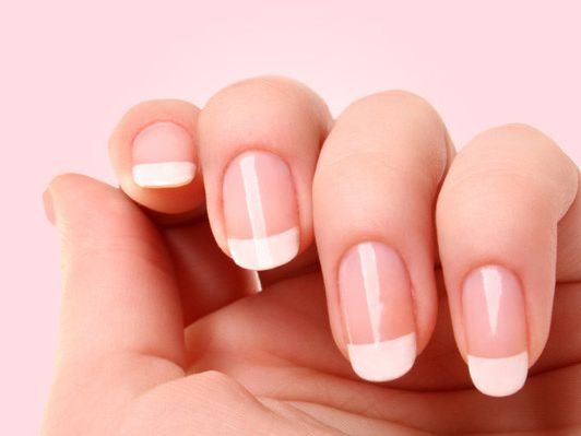 Step By Guide How To Perfectly Trim Shape Squoval Nails
