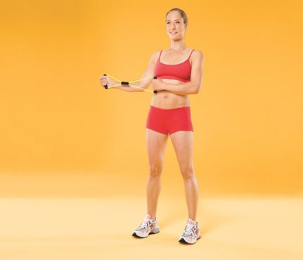 Easy Arms Exercises for Women