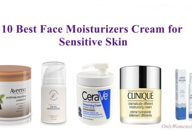 10 Best Face Moisturizers Cream for Sensitive Skin
