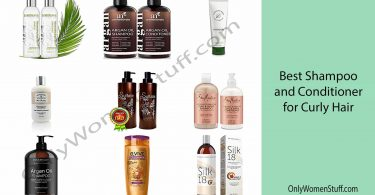 best shampoo and conditioner for curly hair, shampoo for frizzy hair