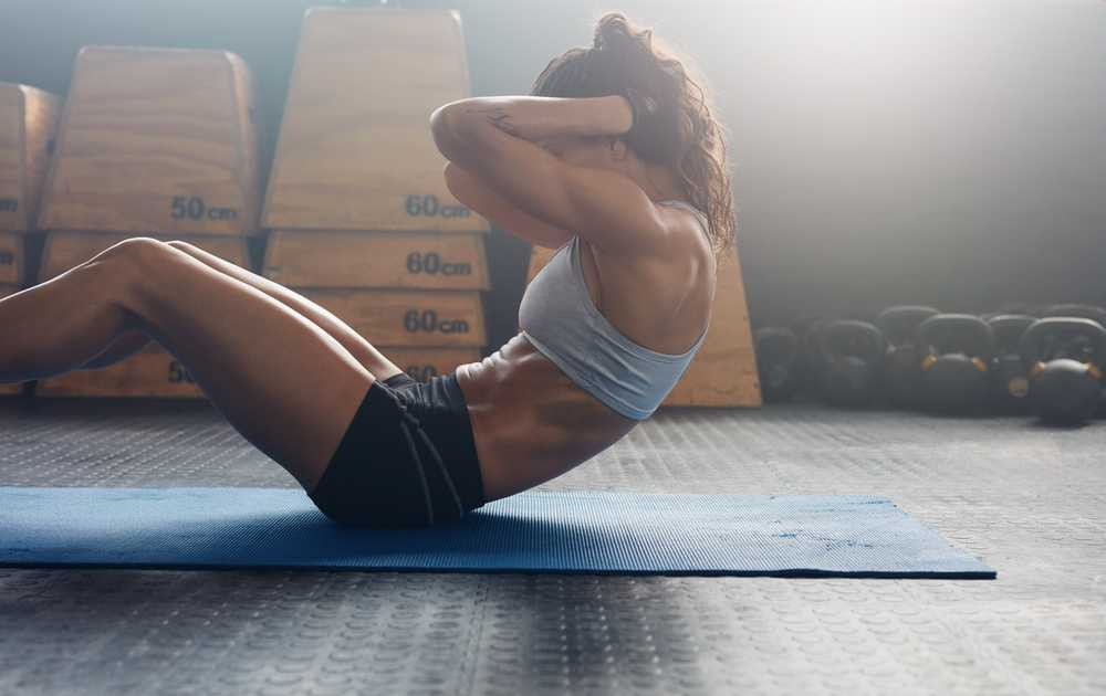 crunches Workout for busy mom, exercise for women at home, easy exercise to do at home for women and mom