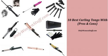 10 Best Curling Tongs Reviews With (Pros & Cons) Best Curling Tongs For Fine Hair, Short Hair and Long Hair