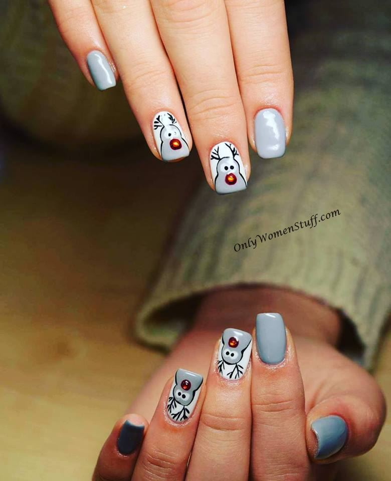 31+ Cute Nail Art Designs For Short Nails