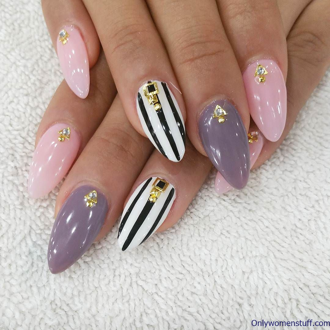 Girly Nail Art Designs: 122+【Nail Art Designs】That You Won't Find On Google Images