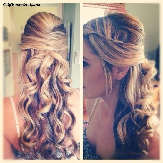 Prom Hairstyle, Prom Updos, Prom hairstyle tutorial, Step by step prom hairstyle image, Step by step, prom updo image, Cute Prom Hairstyles for short hair, easy prom hairstyles, prom hairstyles for long hair, prom hairstyles for medium hair, prom hair half up half down, prom hairstyles down.