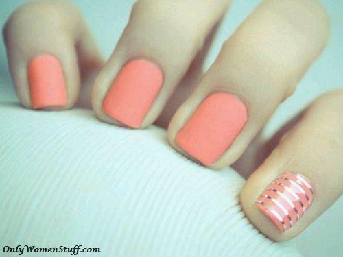 Short nails, short nail art, short nail designs, nail designs for short  nails - 31+ Cute Nail Art Designs For Short Nails