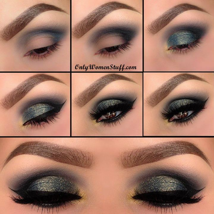 35 Easy Smokey Cat Eye Makeup Step By Step Tutorial