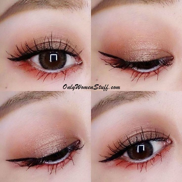 Makeup tutorial for beginners mascara