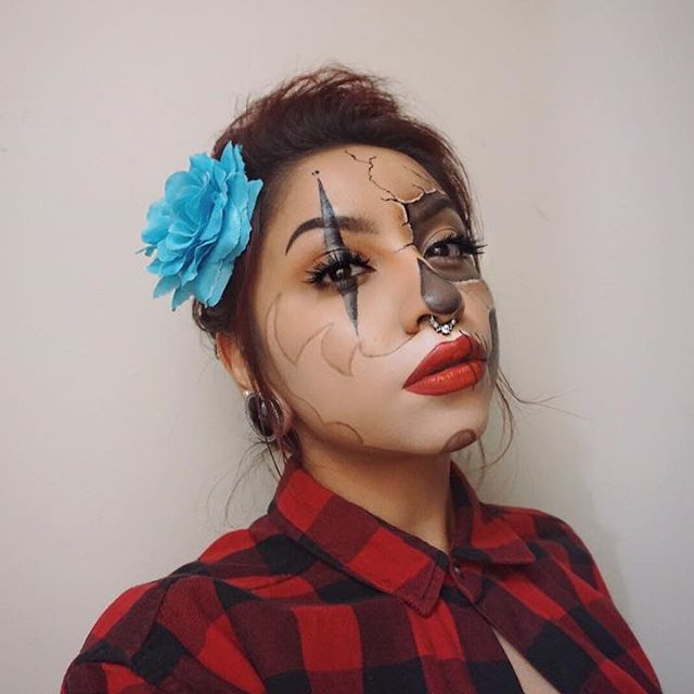 The ultimate chola makeup a simple step by step tutorial.