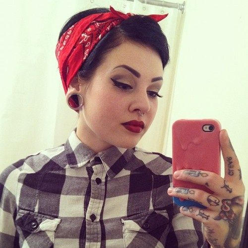Chola makeup: easy step by step tutorial with pictures.
