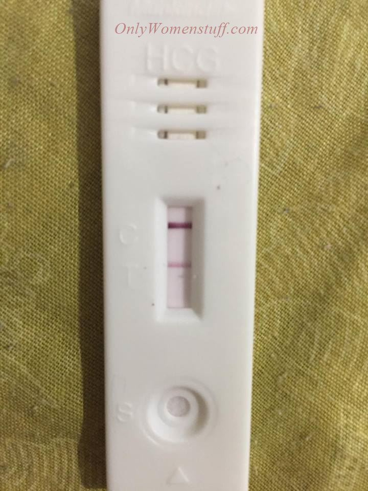 Faint Line on Pregnancy Test - What Does it Means? Read Here