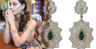 Buccellati Designer Ear Rings
