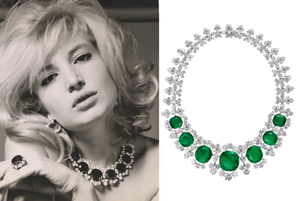 Bulgari's Designer Necklace Diamond
