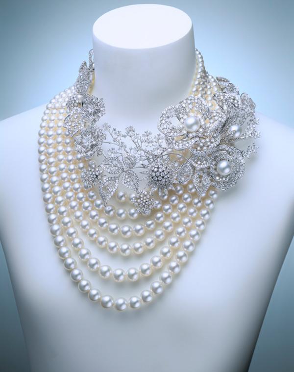 Mikimoto Jewelry Brand