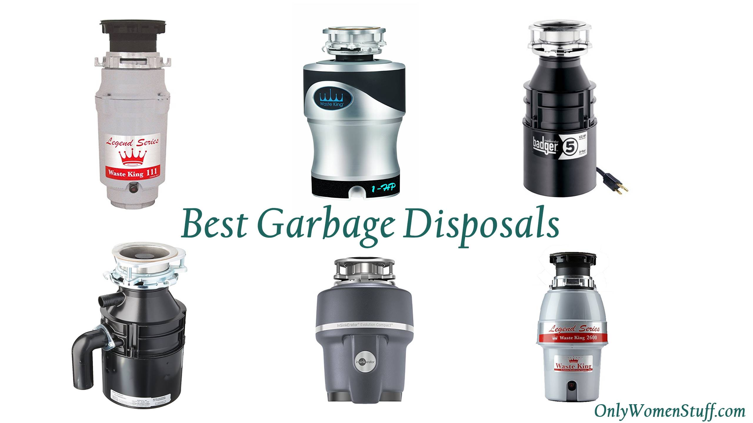 10 Best Garbage Disposals With Reviews