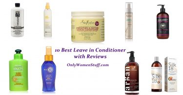 Best Leave in Conditioner with reviews, best leave in conditioner for curly hair, natural leave in conditioner cream