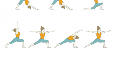 Yoga Poses Exercise for First Trimester Pregnancy