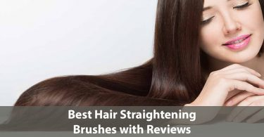 Hair straightening brush Hairbrush straightener Hair straightener brush reviews