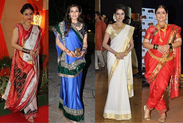 Best Sarees Shopping Sites Online in India