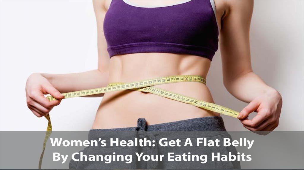 Get A Flat Belly