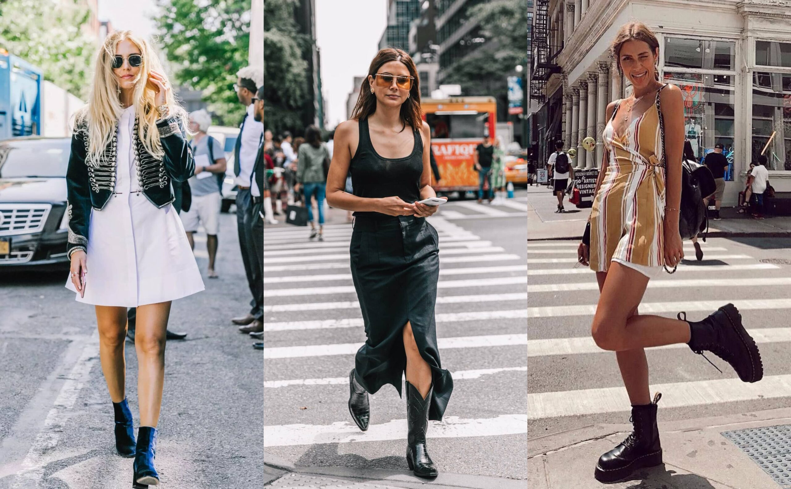 Trending Shoe Styles for this Summer