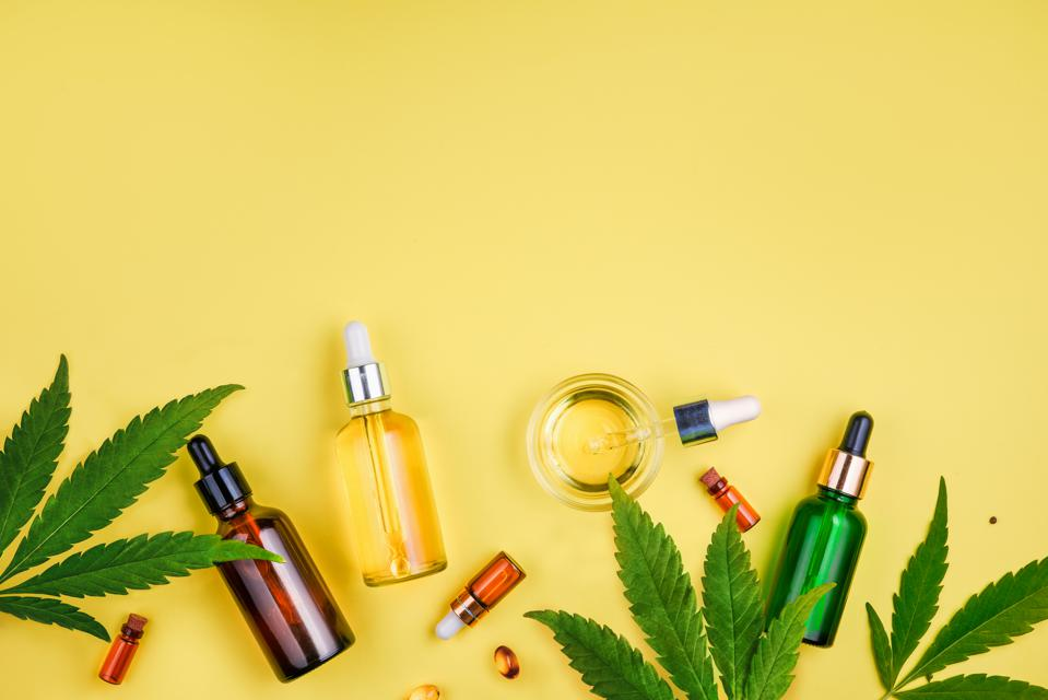 Cannabis Skin-Care Products
