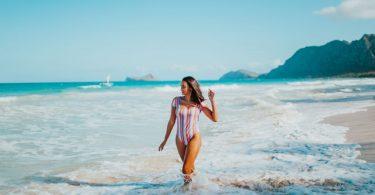 Flattering Swimsuit