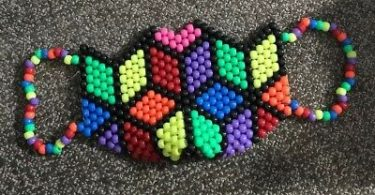Kandi Mask Patterns