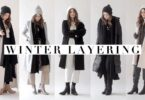Layering Your Winter Outfits for Fashionable Looks