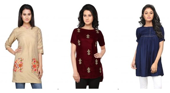 Reason for Upgrading Your WARDROBE with TUNIC TOPS