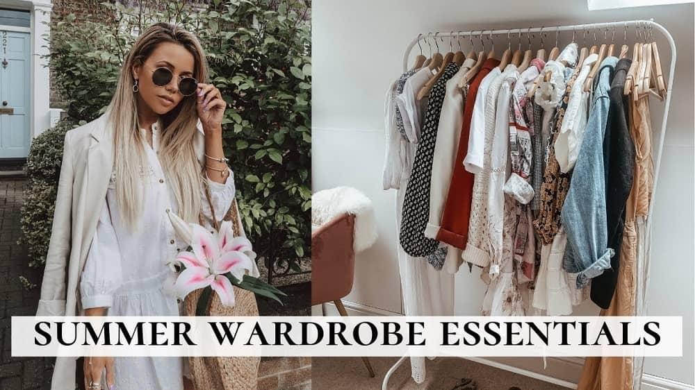 Summer To Fall Transition Season Wardrobe Essentials